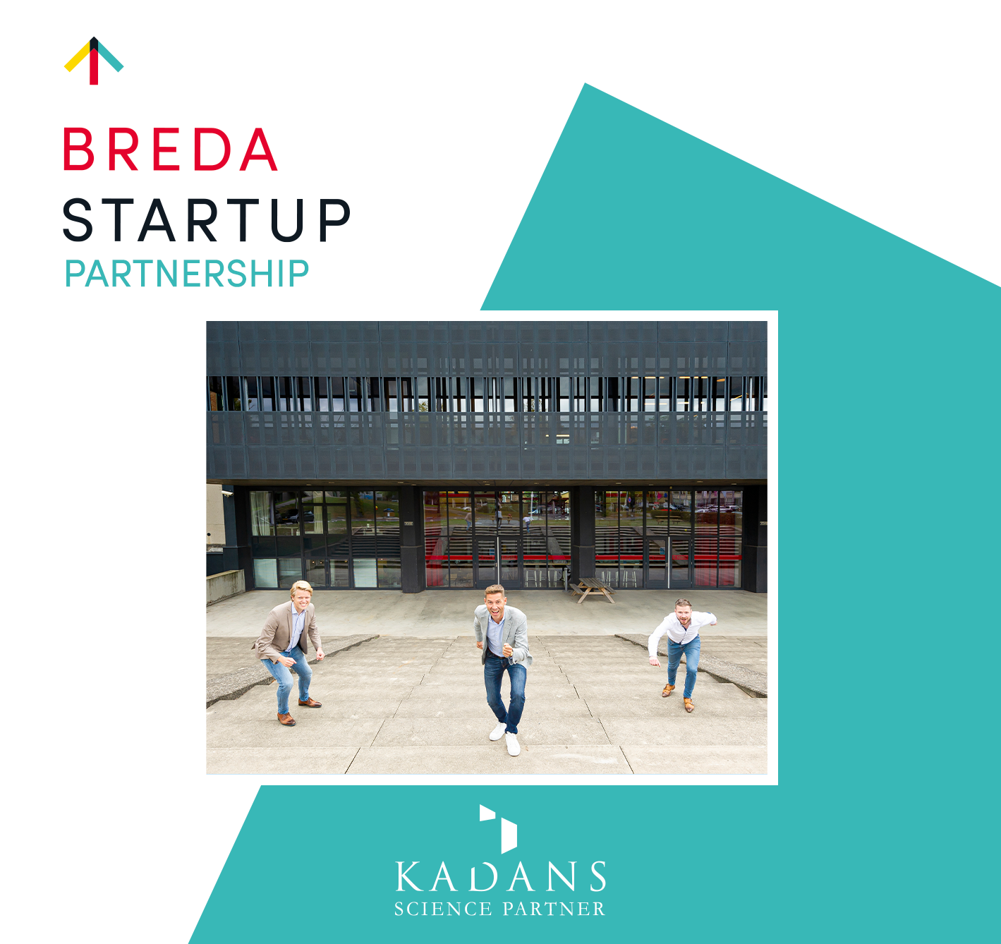 Breda Startup Partnership Kadans Science Partner
