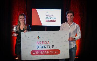 TUX mobility winnaar Breda Startup Award 2020