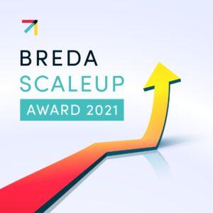 Breda Scaleup Award 2021