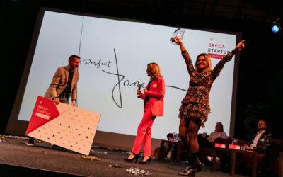 Winnaar Breda Startup Award - A Perfect Jane